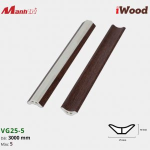 iWood nẹp VG25-5