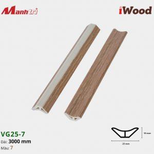 iWood nẹp VG25-7