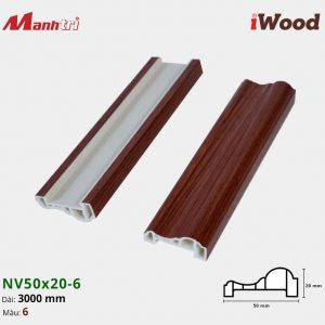 iWood nẹp viền NV50x20-3