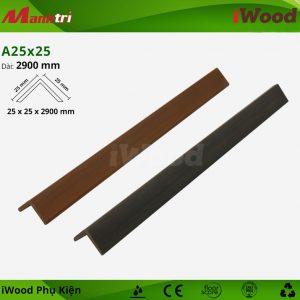 iWood phụ kiện A25x25