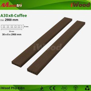 iWood phụ kiện A30x8 hình 1