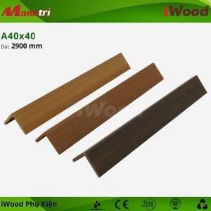 iWood phụ kiện A40x40