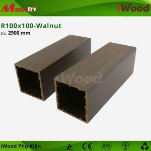 iWood phụ kiện R100x100-Walnut hình 3