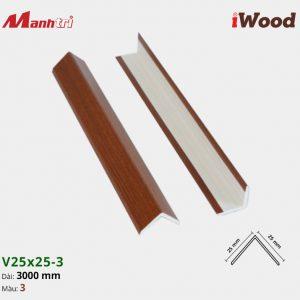 iWood V25x25-3