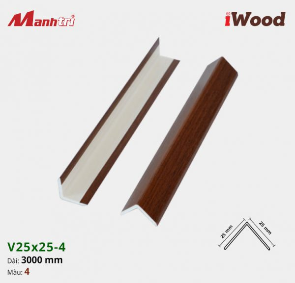 iWood V25x25-4