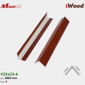 iWood V25x25-6