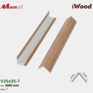 iWood V25x25-7