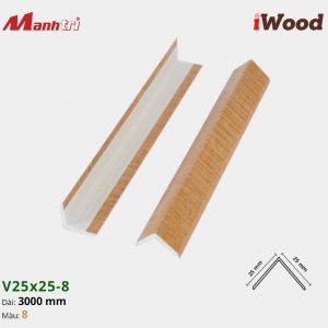 iWood V25x25-8