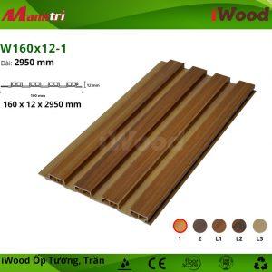 iWood W160x12-1 hình 1