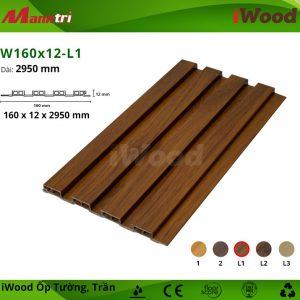 iWood W160x12-L1 hình 1