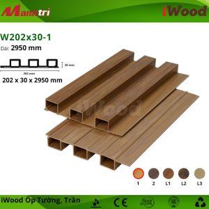 iWood W202x30-1 hình 2