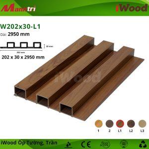 iWood W202x30-L1 hình 1
