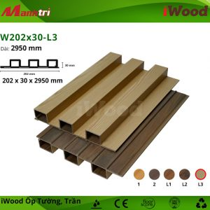 iWood W202x30-L3 hình 2