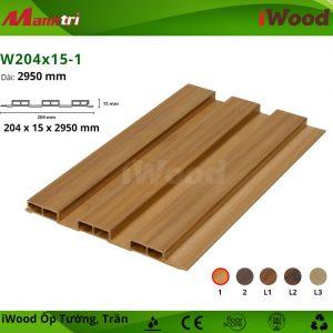 iWood W204x15-1 hình 1