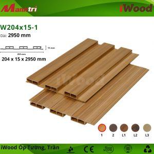 iWood W204x15-1 hình 2