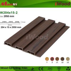 iWood W204x15-2 hình 1