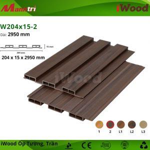 iWood W204x15-2 hình 2