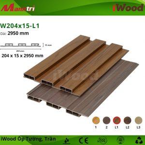 iWood W204x15-L1 hình 2
