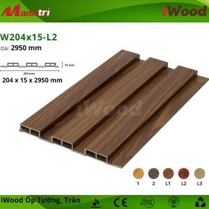 iWood W204x15-L2 hình 1