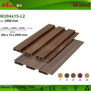 iWood W204x15-L2 hình 2
