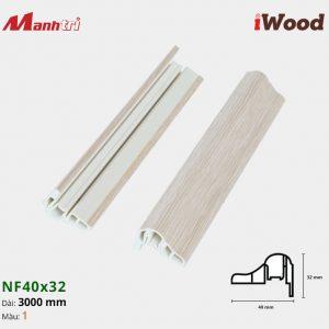 iWood Nẹp NF40x32-1