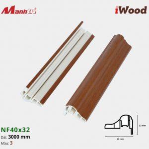 iWood Nẹp NF40x32-3