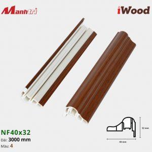 iWood Nẹp NF40x32-4
