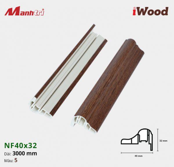 iWood Nẹp NF40x32-5