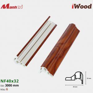 iWood Nẹp NF40x32-6