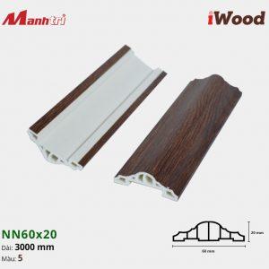 iWood nẹp viền NN60x20-5