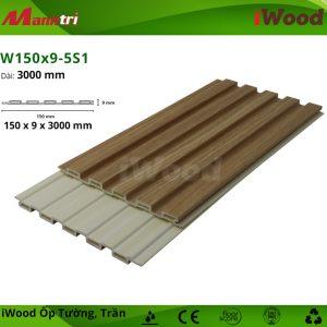 iWood W150x9-5S1 hình 3