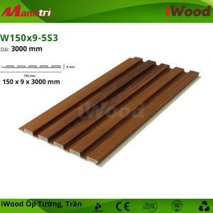 iWood W150x9-5S3 hình 1