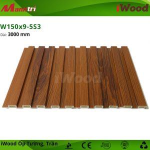 iWood W150x9-5S3 hình 2