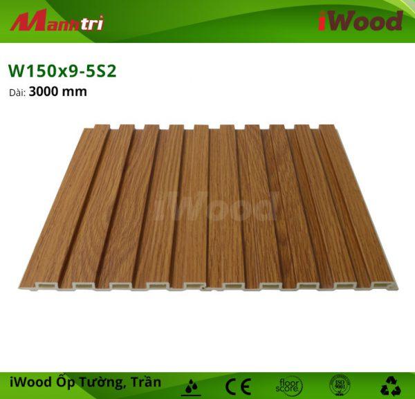 iWood W150x9-5S2 hình 2