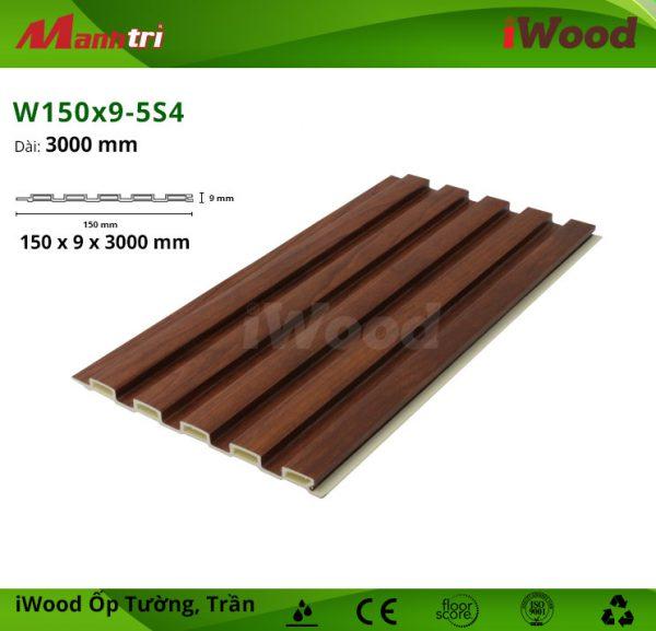 iWood W150x9-5S4 hình 1