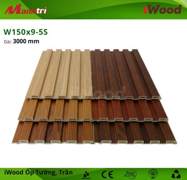 iWood W150x9-5S hình 1