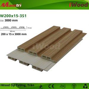 iWood W200x15-3S1 hình 2