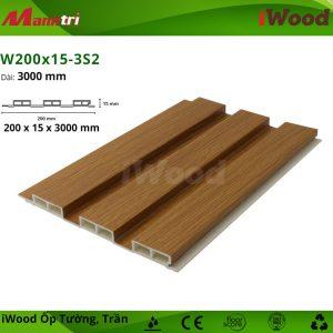 iWood W200x15-3S2 hình 1
