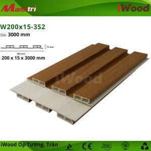 iWood W200x15-3S2 hình 2