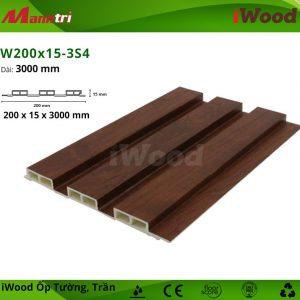 iWood W200x15-3S4 hình 1