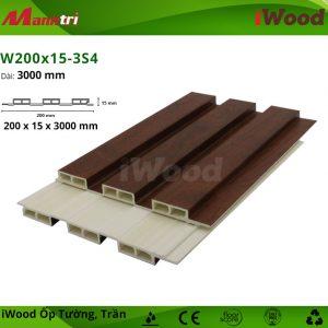 iWood W200x15-3S4 hình 2