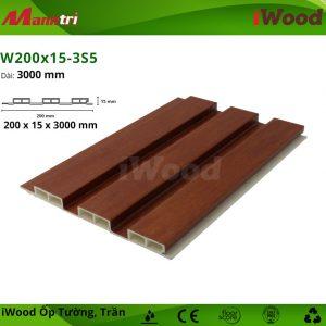 iWood W200x15-3S5 hình 1