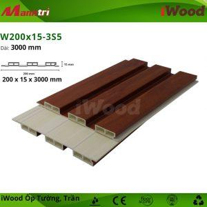 iWood W200x15-3S5 hình 2