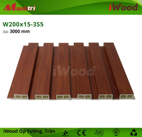 iWood W200x15-3S5 hình 3