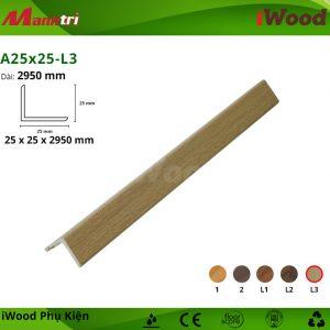 iWood A25x25-L3 hình 1