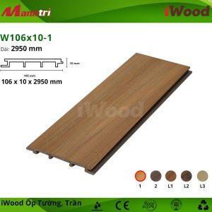 iWood W106x10-1 hình 1