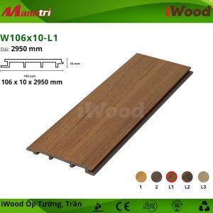 iWood W106x10-L1 hình 1