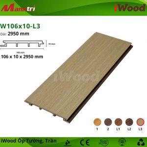 iWood W106x10-L3 hình 1