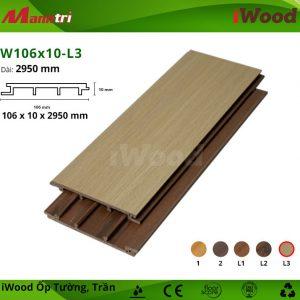 iWood W106x10-L3 hình 2