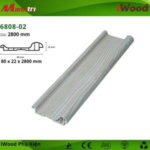 Nẹp nối iWood 6808-02 hình 1